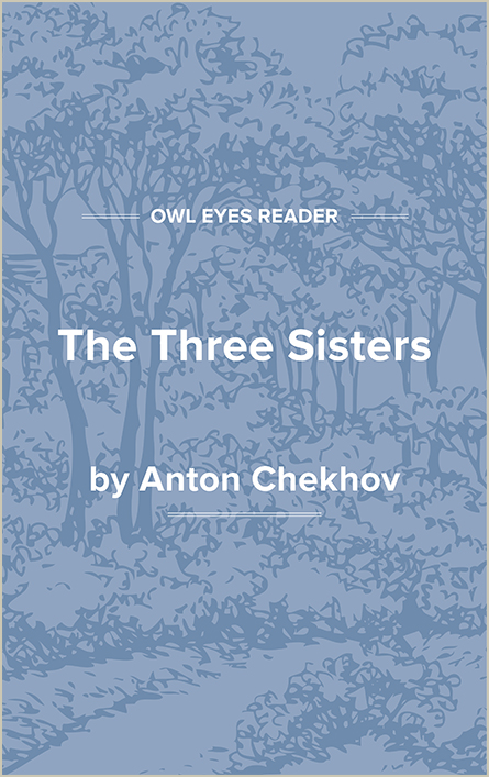 The Three Sisters Cover Image