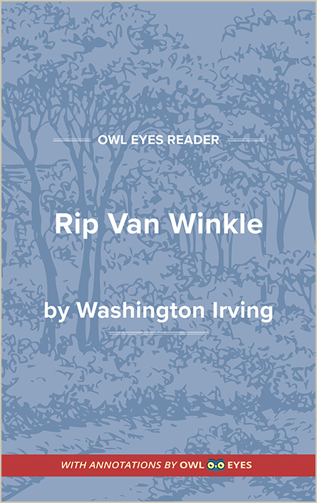 "rip van winkle and young goodman Think-aloud predictions for ""young goodman brown"" young  which tale—""rip van winkle"" or ""young goodman brown""—requires from its audience a deeper."