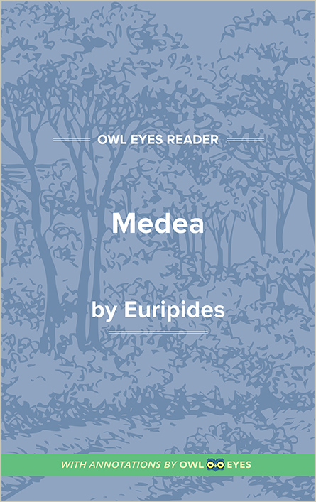 The Medea Cover Image