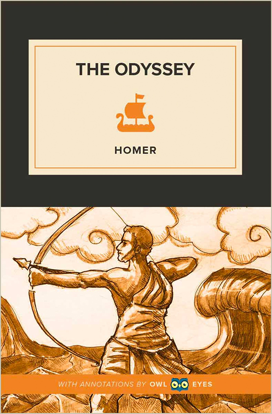 The Odyssey Cover Image