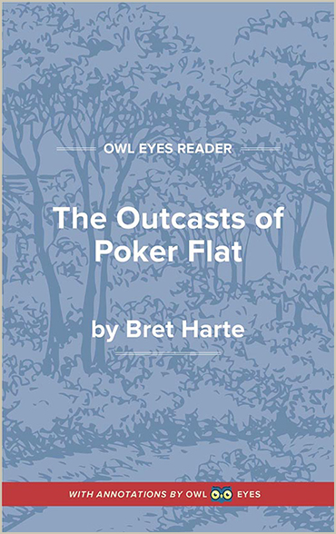 Dialectical journal the outcasts of poker flat by bret harte punta cana casinos craps
