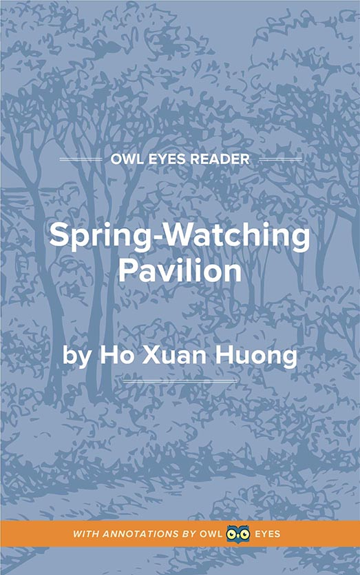 Spring-Watching Pavilion Cover Image