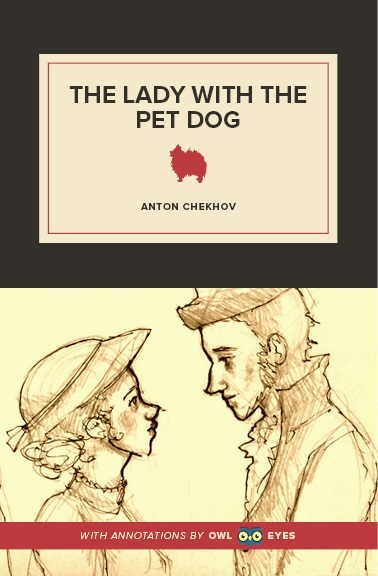 The Lady with the Pet Dog Cover Image