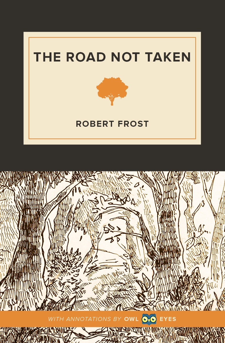 The Road Not Taken Cover Image