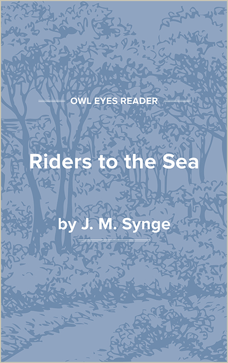 Riders to the Sea Cover Image