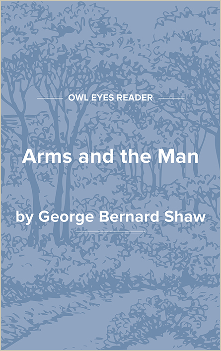 Arms and the Man Cover Image