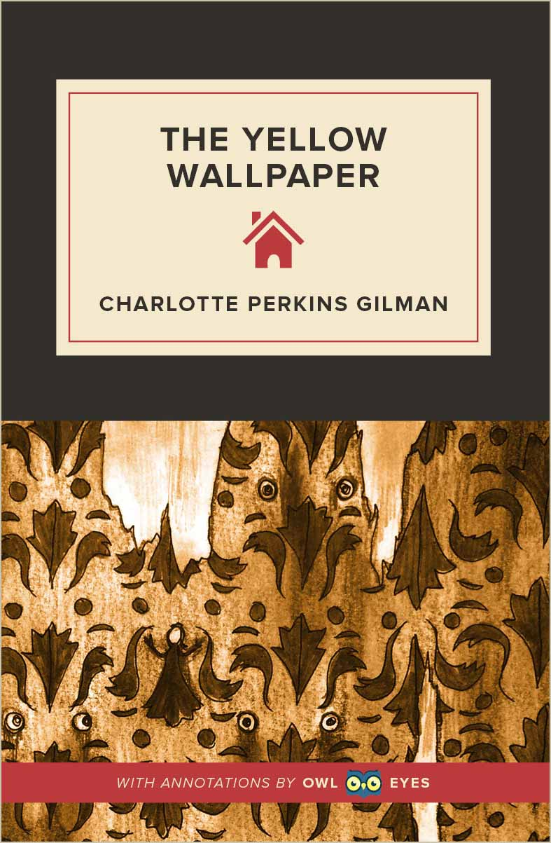 """the symbolism of women entrapment in the yellow wallpaper a short story by charlotte perkins gilman Free essay: symbolism and repression in the yellow wallpaper charlotte perkins gilman's story, """"the yellow wallpaper"""" is as a wonderful example of the gothic."""