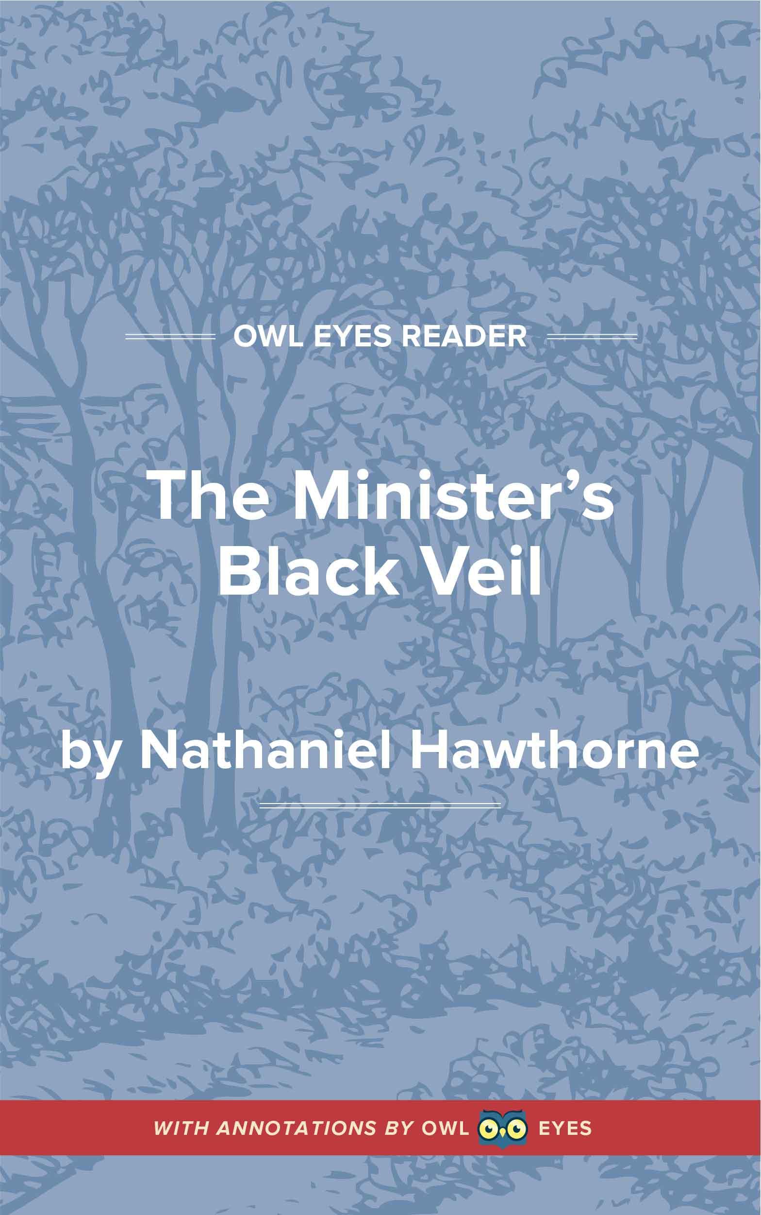 The Minister's Black Veil Cover Image