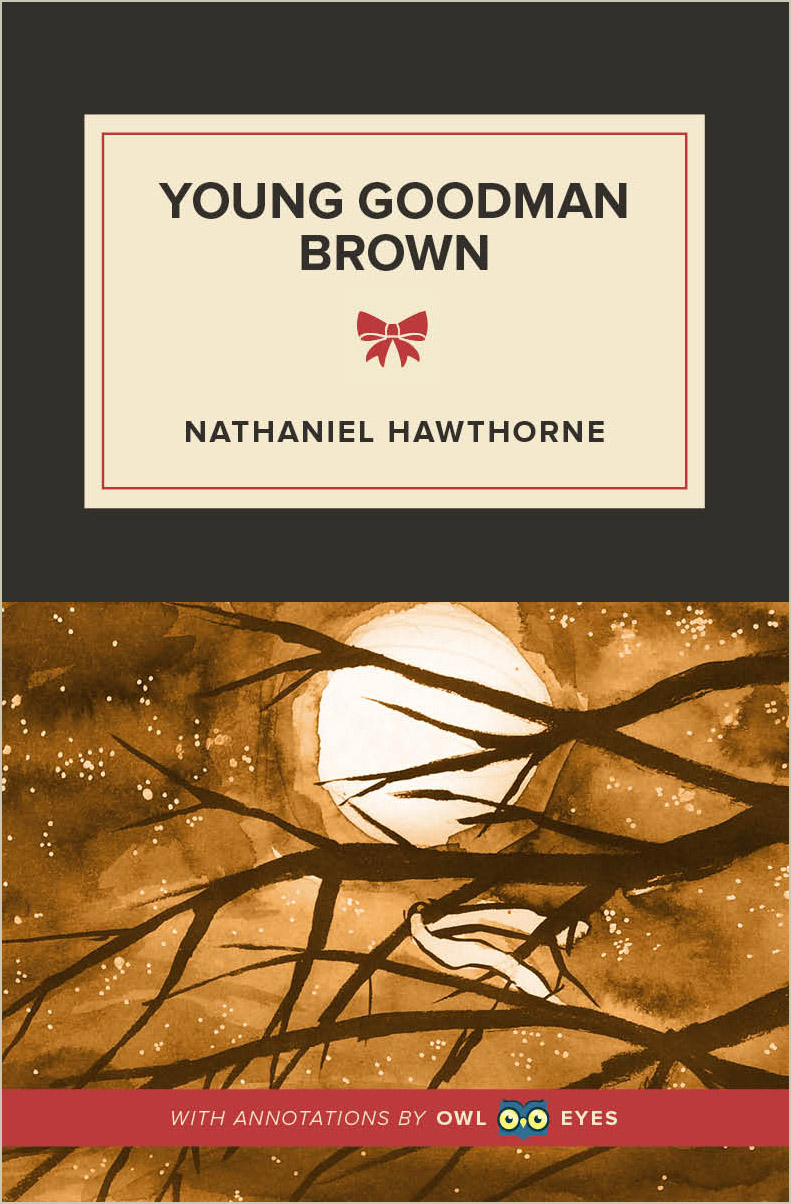 Young Goodman Brown Cover Image