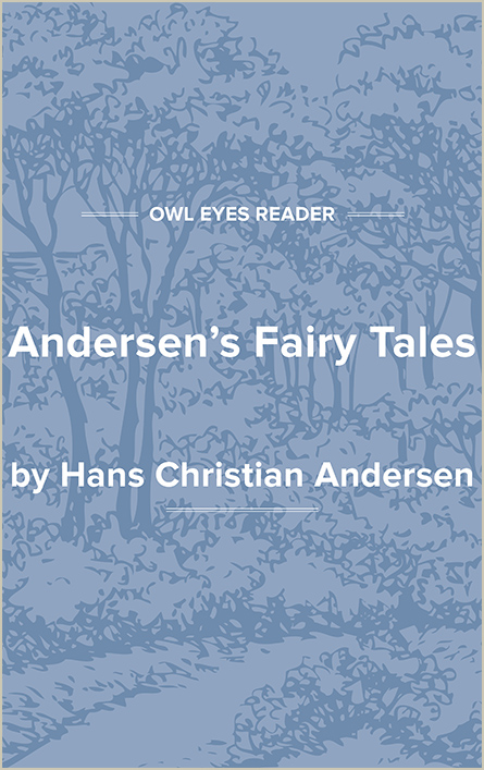 Andersen's Fairy Tales Cover Image