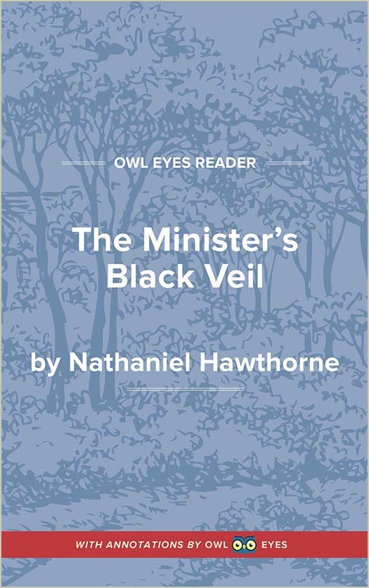 The Minister's Black Veil Cover Image