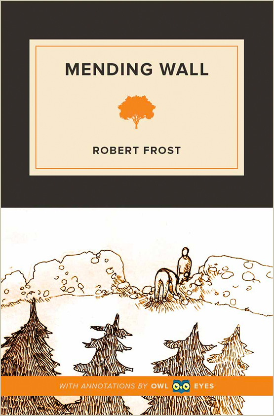 Mending Wall Cover Image