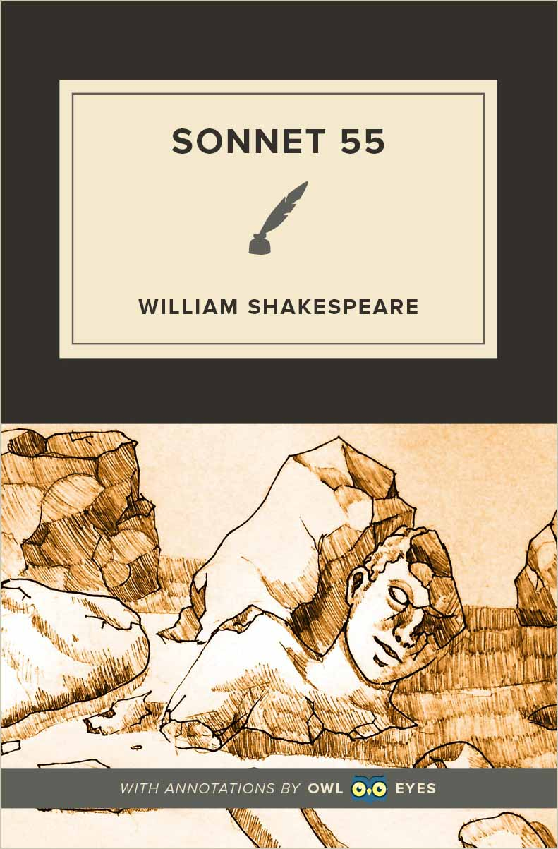Sonnet 55 Cover Image