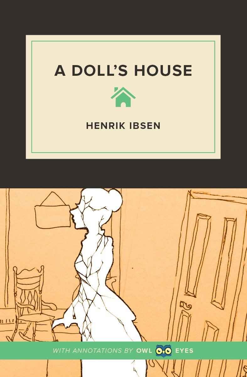 A Doll's House Cover Image