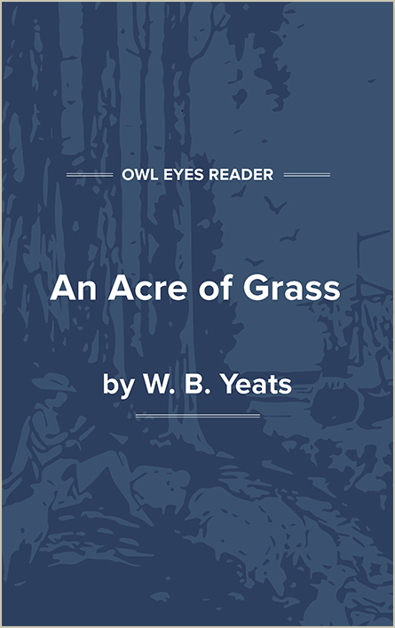 An Acre of Grass Cover Image