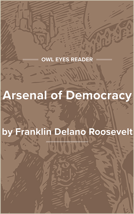 Arsenal of Democracy Cover Image