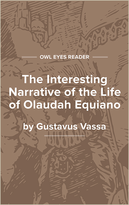 The Interesting Narrative of the Life of Olaudah Equiano Cover Image