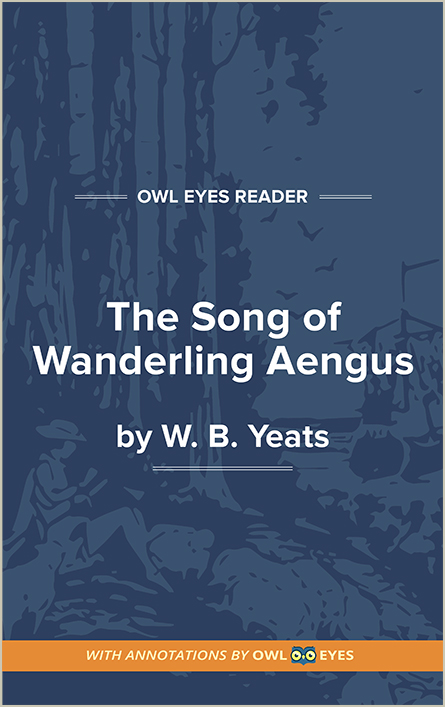 The Song of Wandering Aengus Cover Image