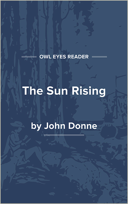 The Sun Rising Cover Image