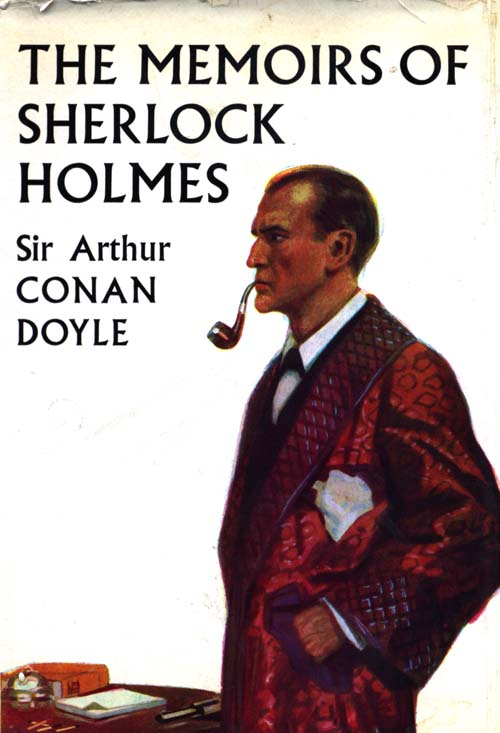 Memoirs Of Sherlock Holmes Cover Image