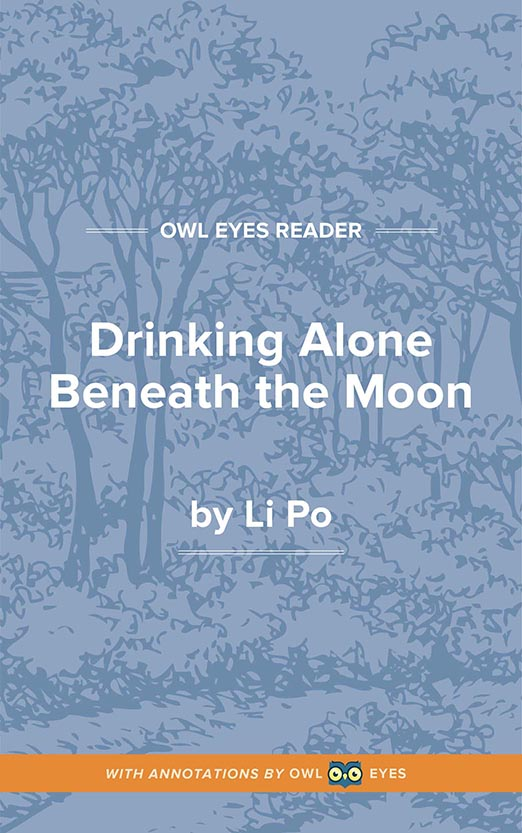 Drinking Alone Beneath the Moon Cover Image