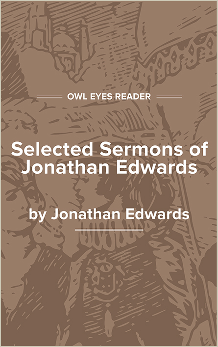 Selected Sermons of Jonathan Edwards Cover Image