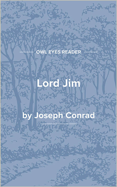 Lord Jim Cover Image