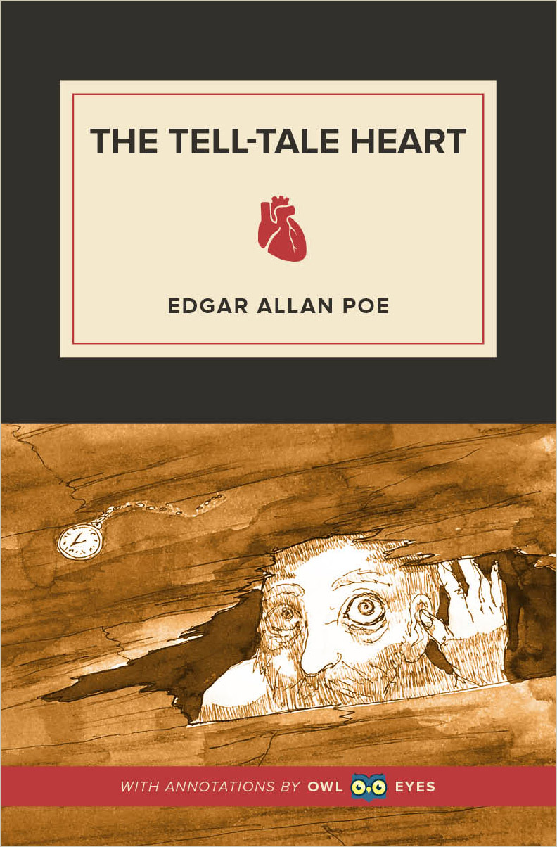 The Tell-Tale Heart Cover Image