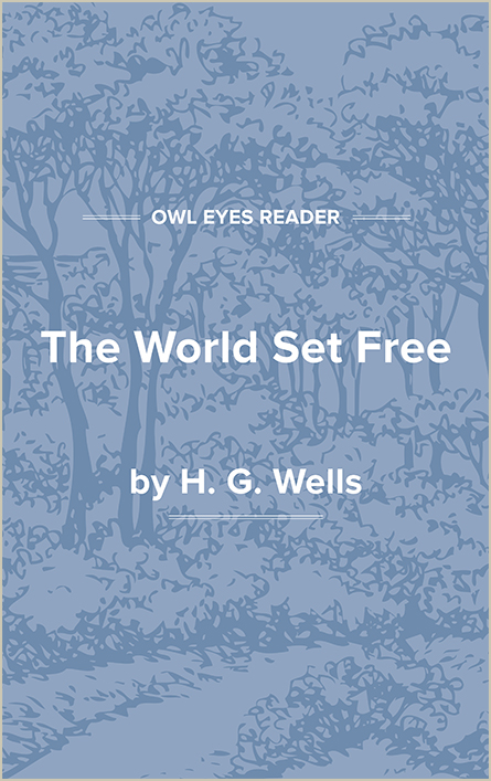 The World Set Free Cover Image