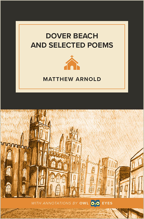 Dover Beach and Selected Poems Cover Image