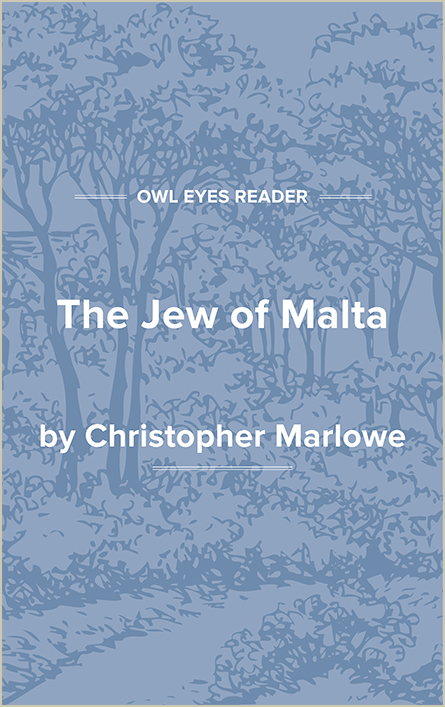 The Jew of Malta Cover Image