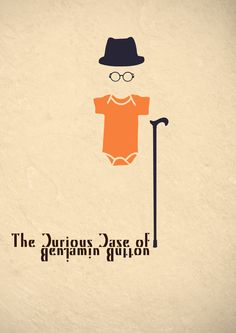 The Curious Case of Benjamin Button Cover Image