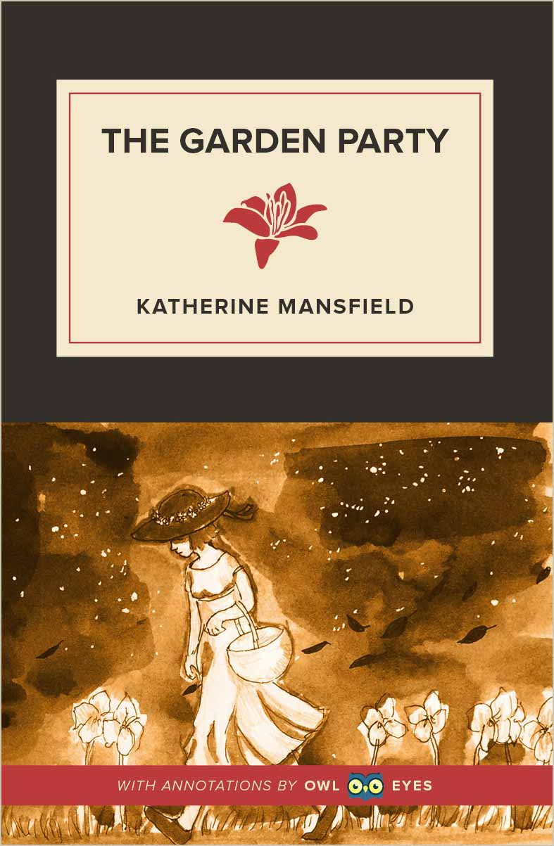 The Garden Party Cover Image
