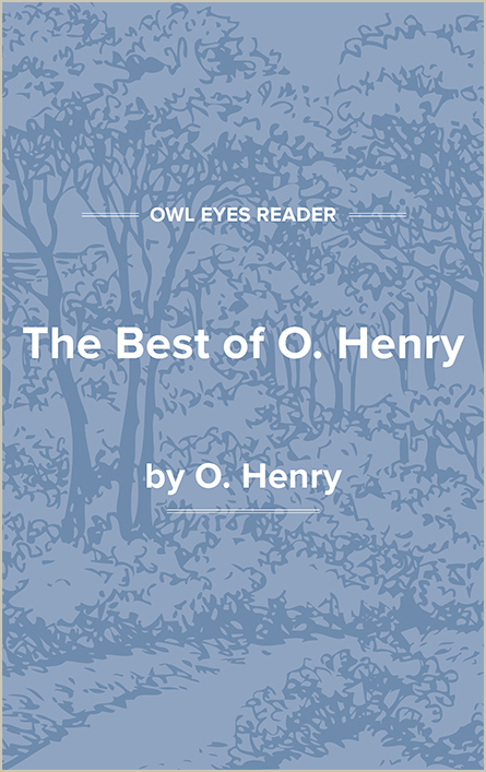 The Best of O. Henry Cover Image