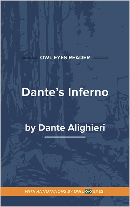 Dante's Inferno Cover Image