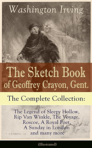 The Sketch Book of Geoffrey Crayon, Gent. Cover Image