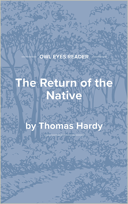 The Return of the Native Cover Image