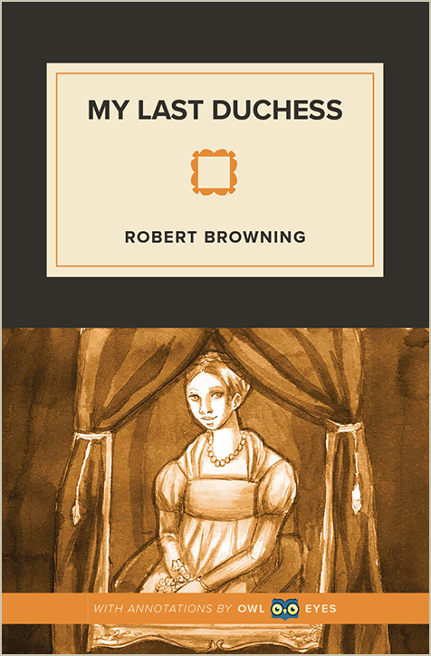 My Last Duchess Cover Image