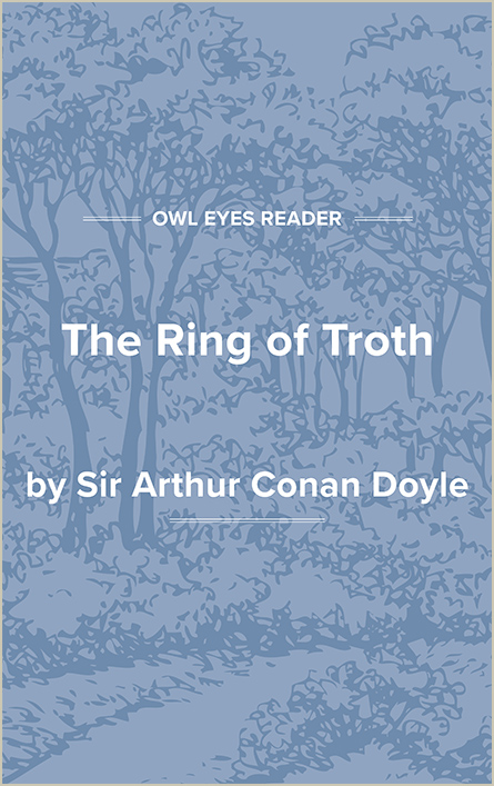 The Ring of Thoth Cover Image