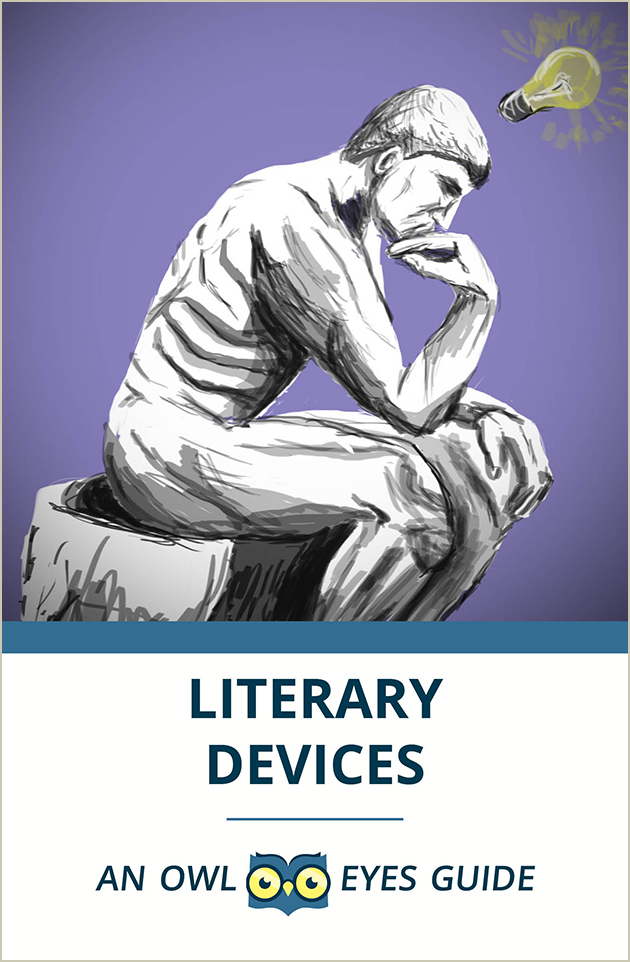 A Guide to Literary Devices Cover Image
