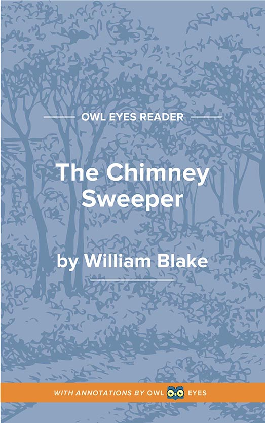 The Chimney Sweeper Cover Image