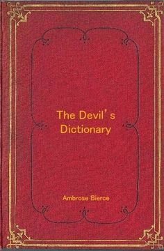The Devil's Dictionary Cover Image