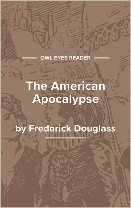The American Apocalypse Cover Image
