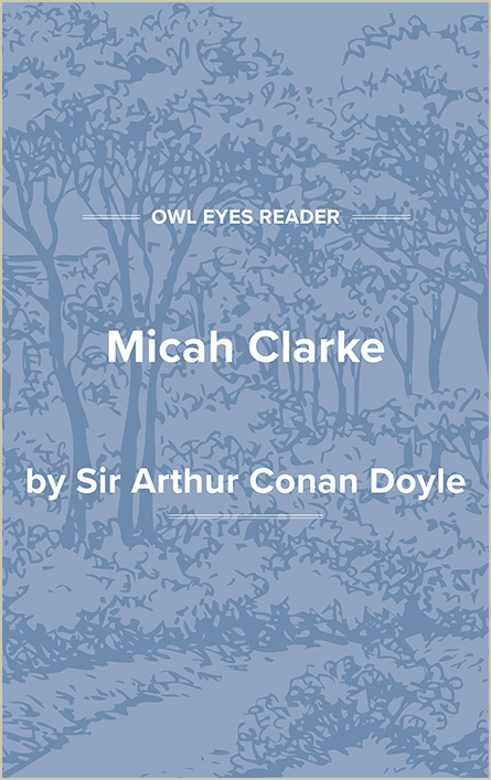 Micah Clarke Cover Image