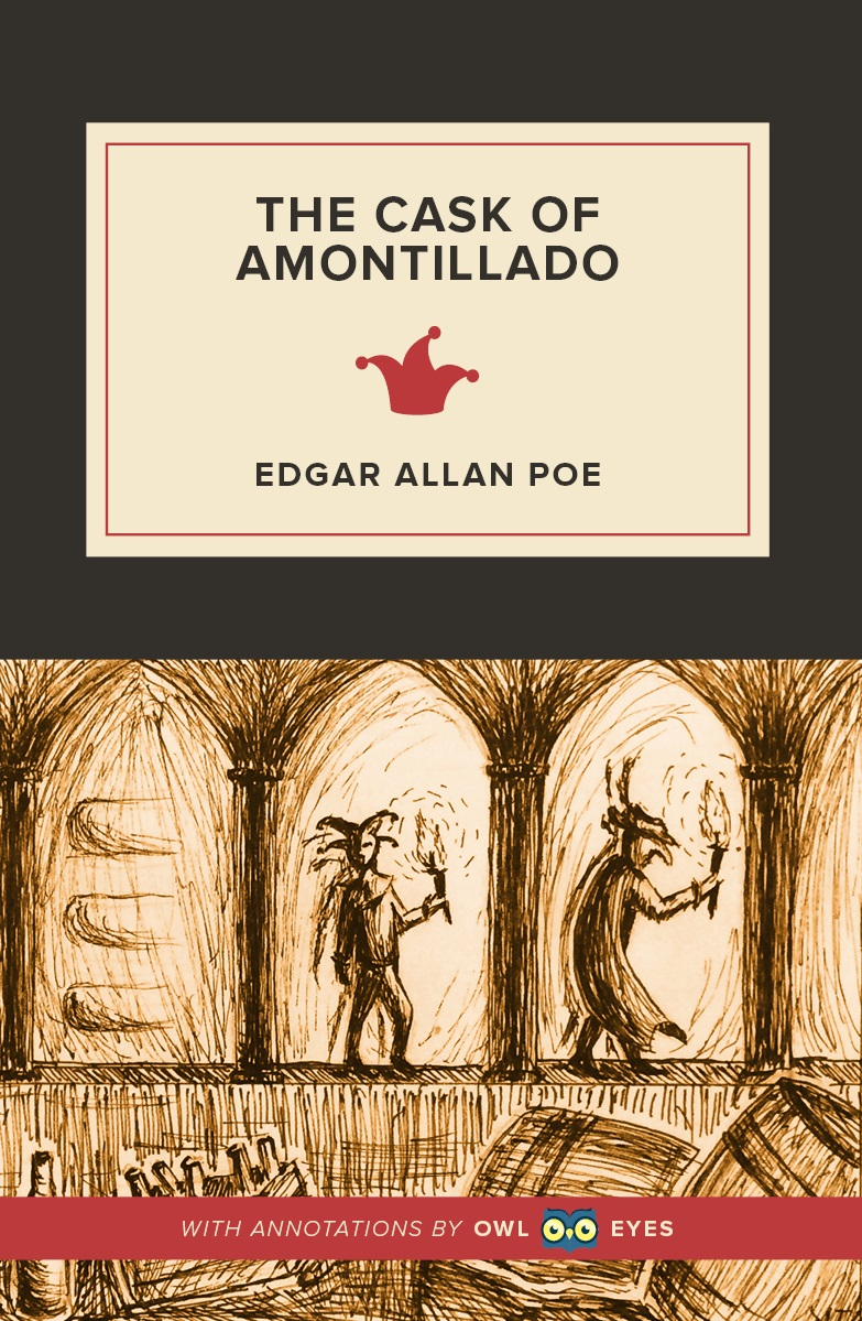 The Cask of Amontillado Cover Image