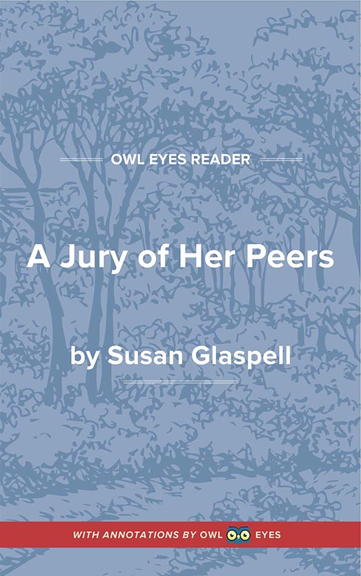 A Jury of Her Peers Cover Image