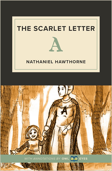The Scarlet Letter Full Text And Analysis Owl Eyes