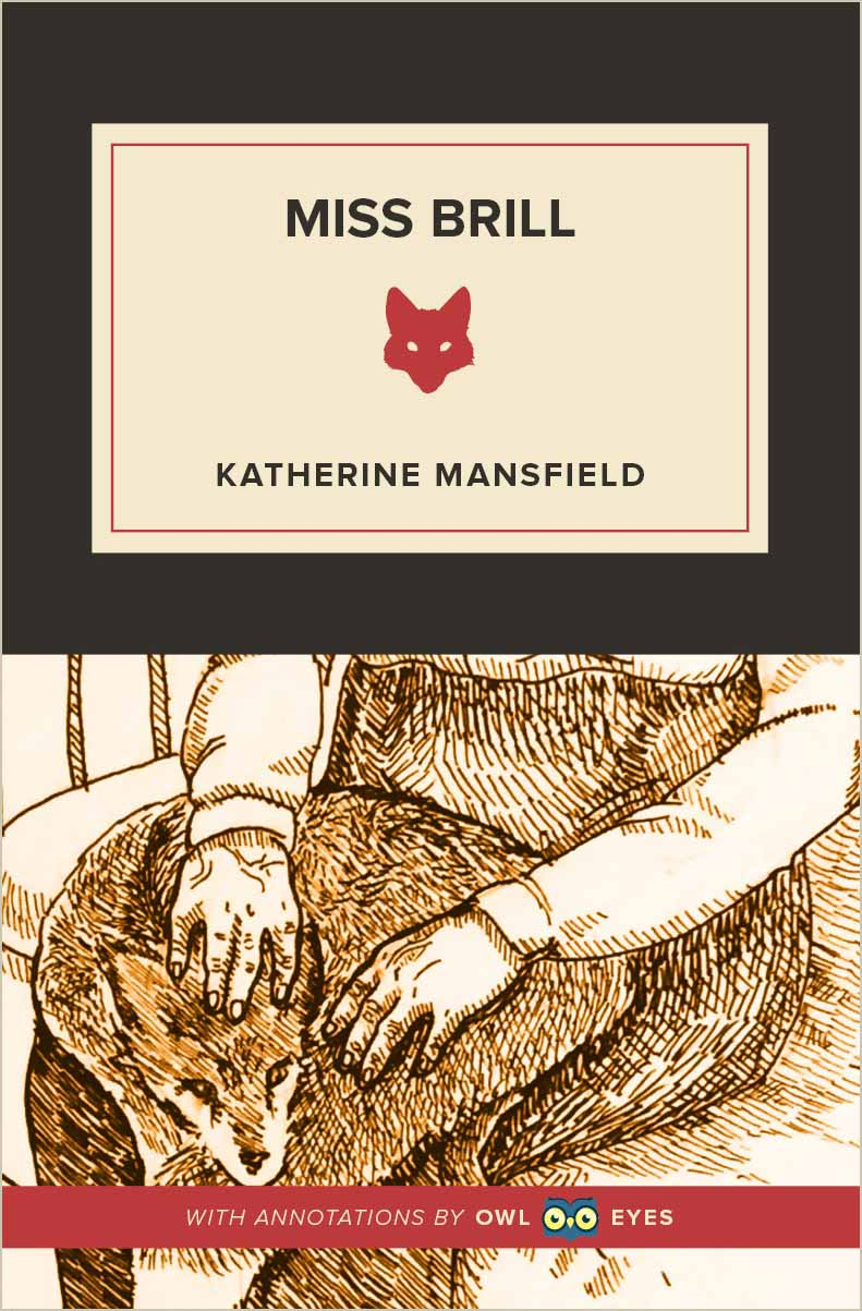 Miss Brill Cover Image