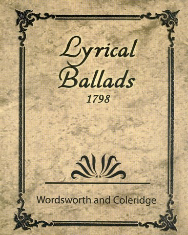 Lyrical Ballads, with a Few Other Poems (1798) Cover Image