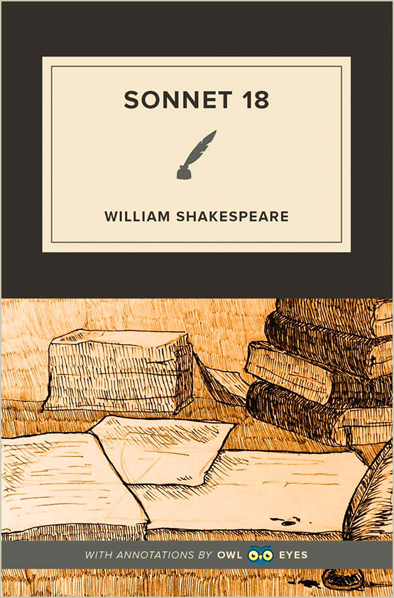 Sonnet 18 Cover Image
